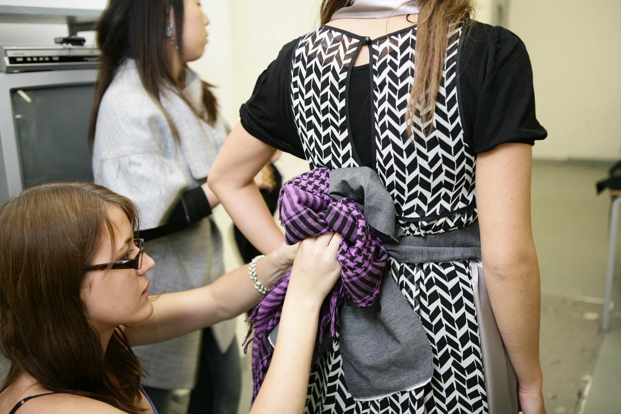 English Plus Fashion Design (CSM) - University of the Arts London ...