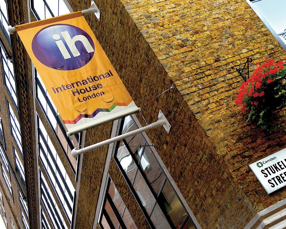 International house london english language courses in for International housse