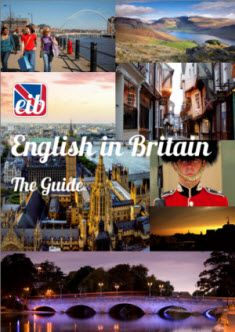 Visit the English in Britain Guide website